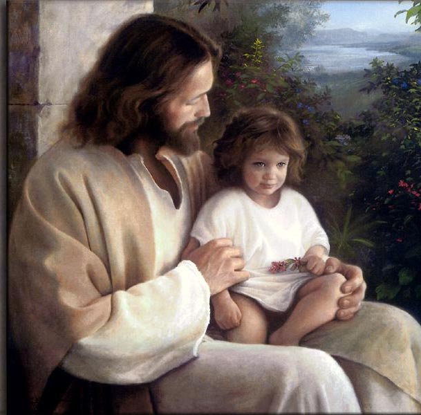 Paintings of jesus